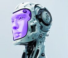 Robot voice product image